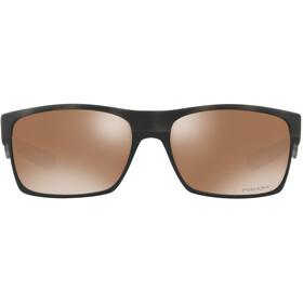 Oakley TwoFace Sunglasses Olive Camo/Prizm Tungsten